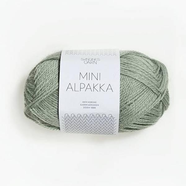 Bilde av Mini Alpakka - 8031 Chinos Grønn