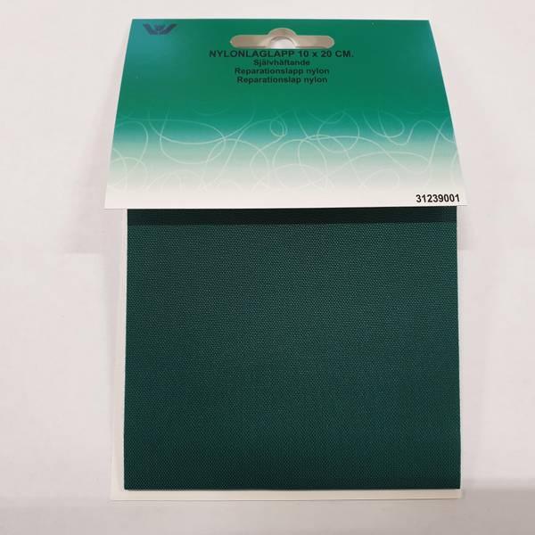Bilde av Selvklebende nylon lapper - Mørke Grønn