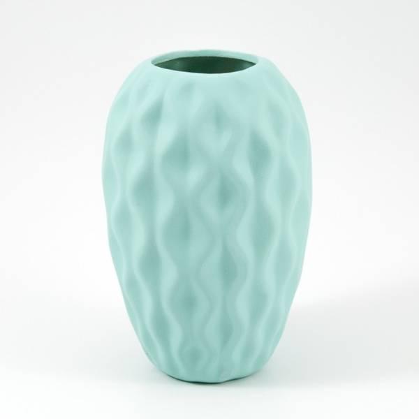 Bilde av Vase - Turkis