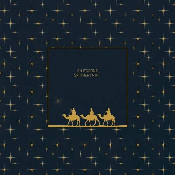 Bilde av Servietter - En Stjerne Skinner I Natt