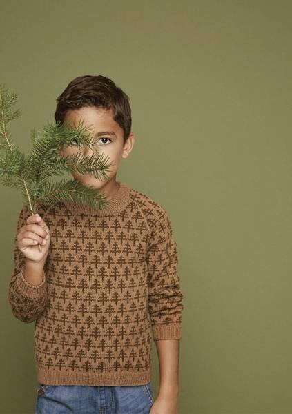 Bilde av Cecilie Skog #3-1 Raglangenser Til Barn