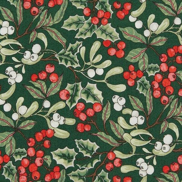 Bilde av Christmas Berry, Liberty Fabrics - Fast Bomull