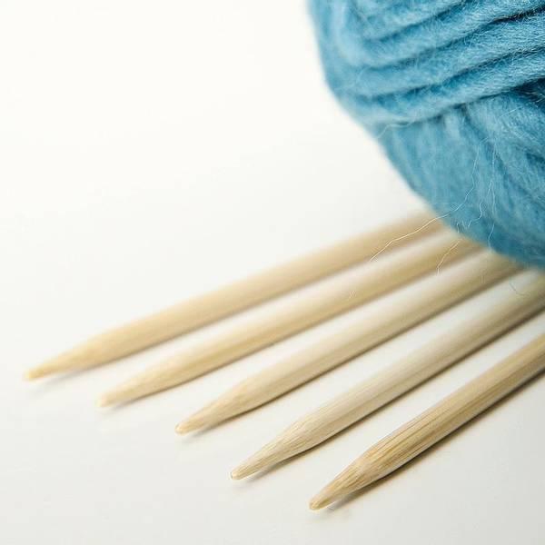 Bilde av Bambus Settpinner/Strømpepinner 20 cm