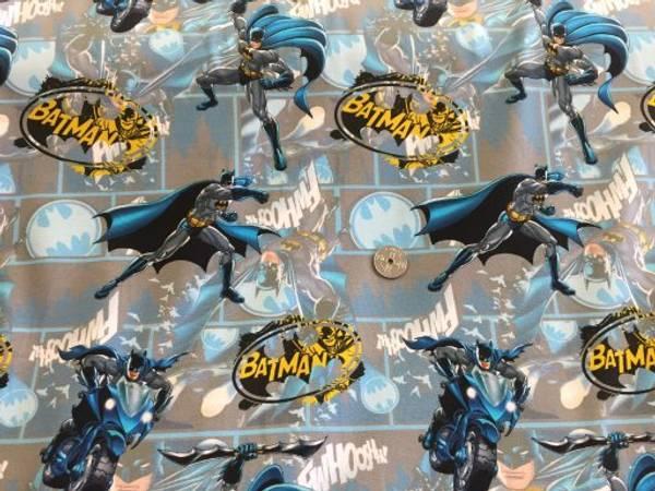 Bilde av Batman - På Motorsykkel
