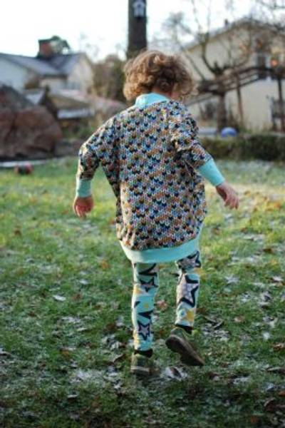 Bilde av Made By Runi, Cozy Embrace Cardigan - Barn