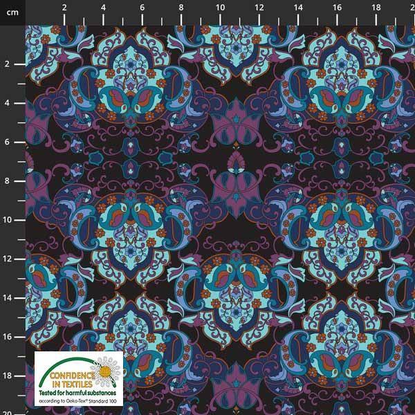 Bilde av Mønster - Avalana - Fast Bomullspoplin