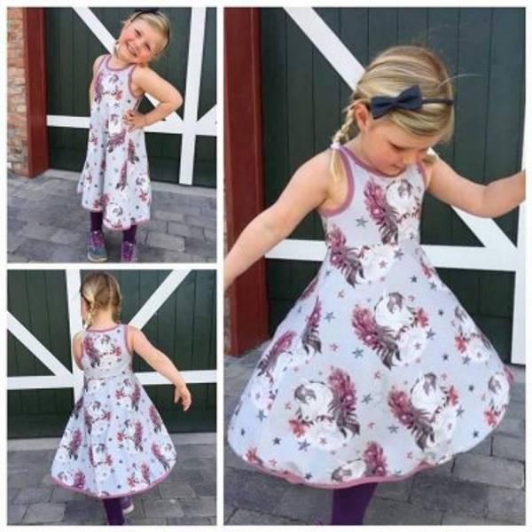 Bilde av Made By Runi, Summer dress - Barn