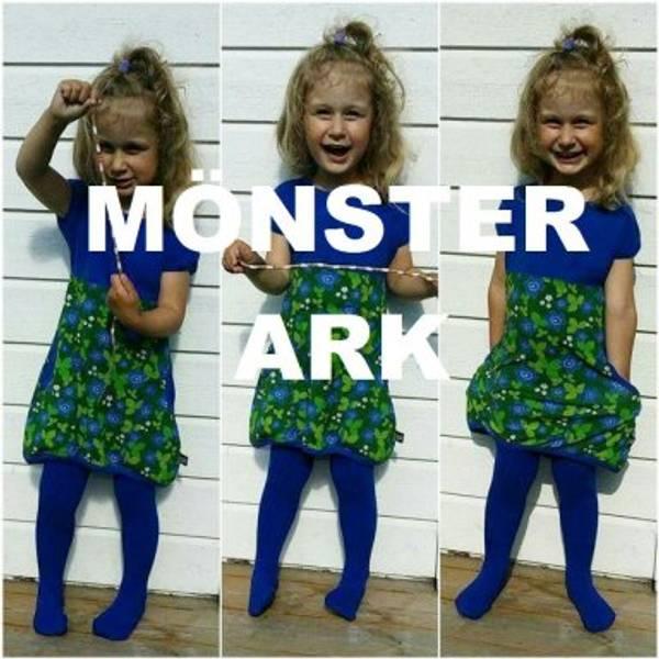 Bilde av Made By Runi, Every day dress - Barn