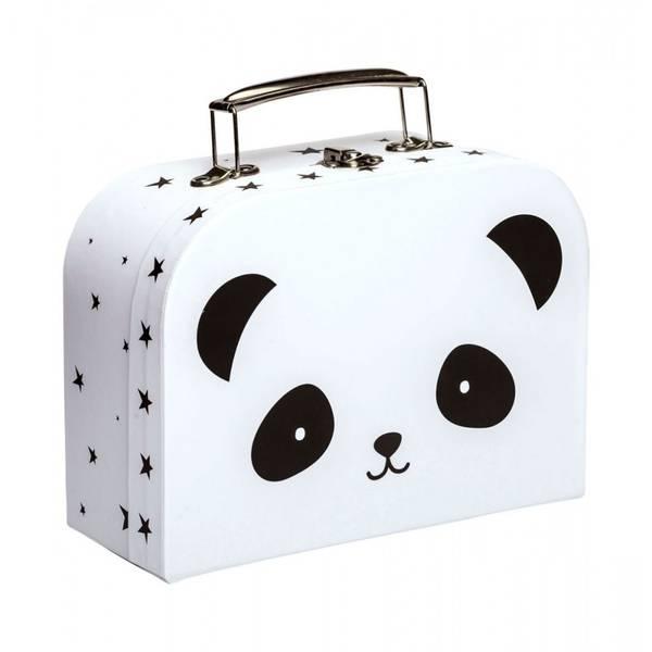 Bilde av Liten koffert, Panda - ALLC