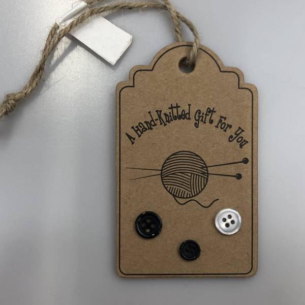 Bilde av A Hand-Knitted Gift For You - Hang Tags/Gavelapp
