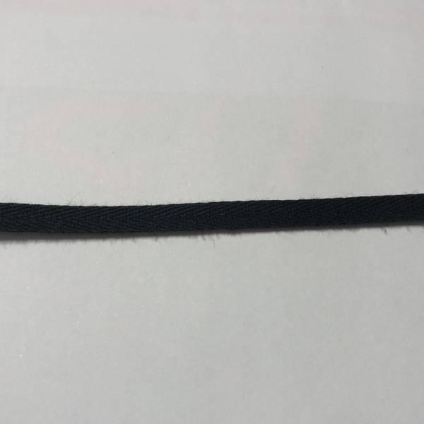 Bilde av Bendelbånd 6 mm - Svart
