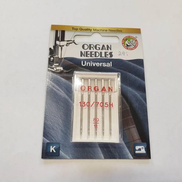 Bilde av Organ Needles Universalnåler - Str. 80/12