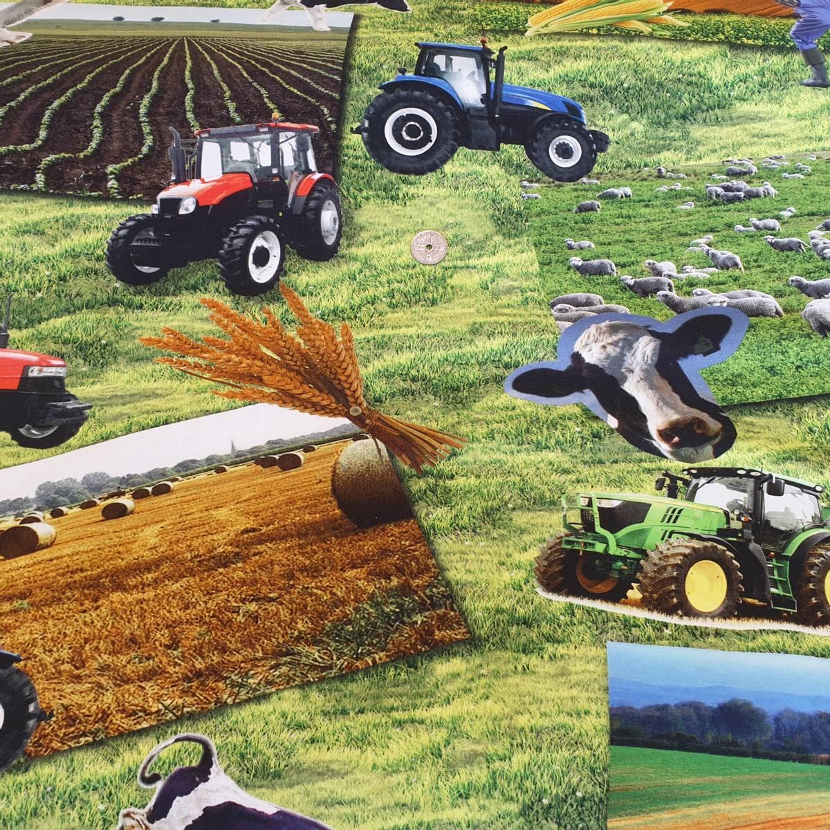 90 cm - Farm - Traktor