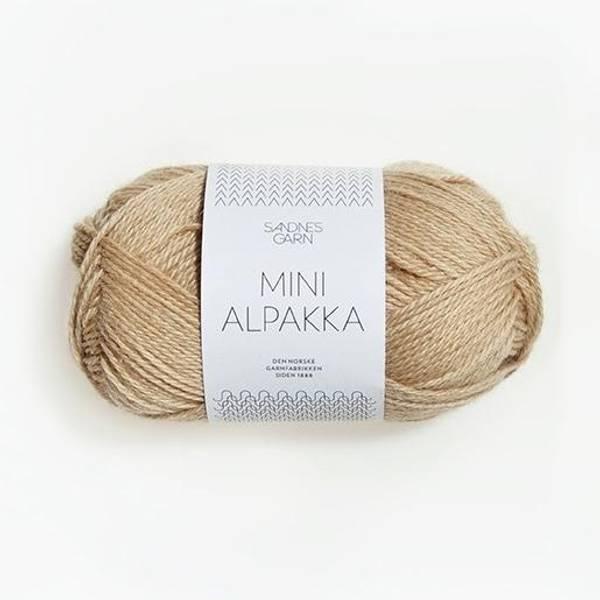 Bilde av Mini Alpakka - 2531 Chinos Beige