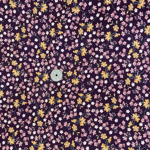 Bilde av 80 cm - Småblomster, Burgunder - Avalana