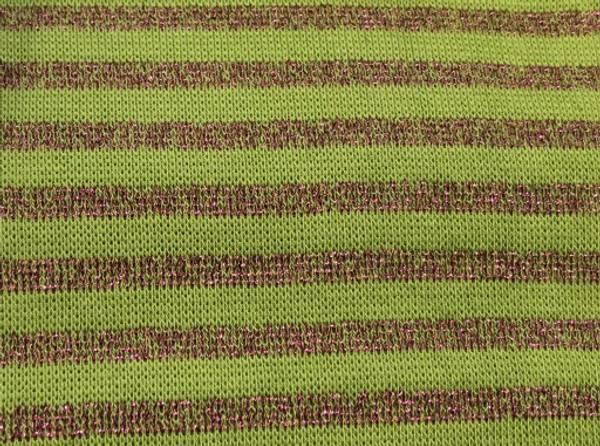 Bilde av Lime med ceriserosa glitter - Ribb