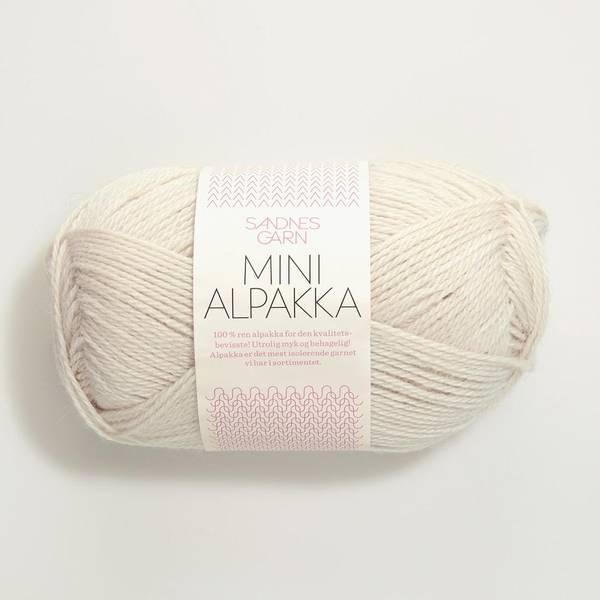 Bilde av Mini Alpakka - 1015 Kitt