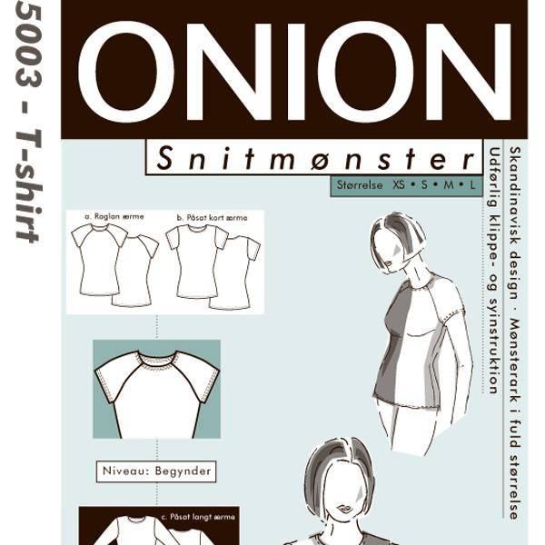 Bilde av Onion 5003 - T-Shirt
