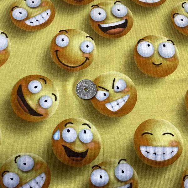 Bilde av Emoji - Smile, Gul