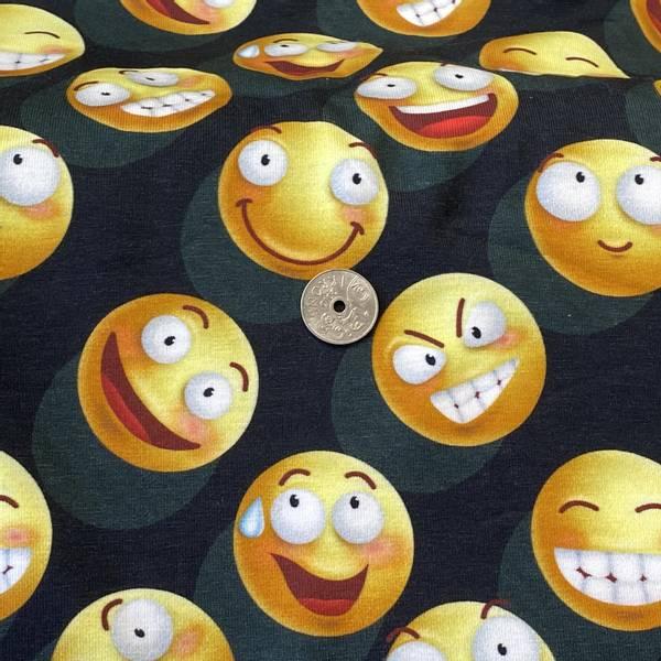 Bilde av Emoji - Smile, Svart