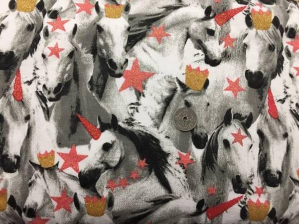 Bilde av Unicorns med glitter - Isoli