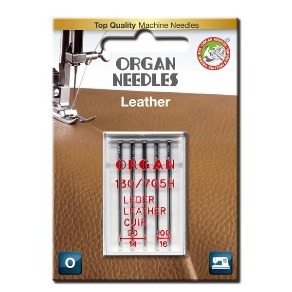 Bilde av Organ Leather - 90/14 og 100/16