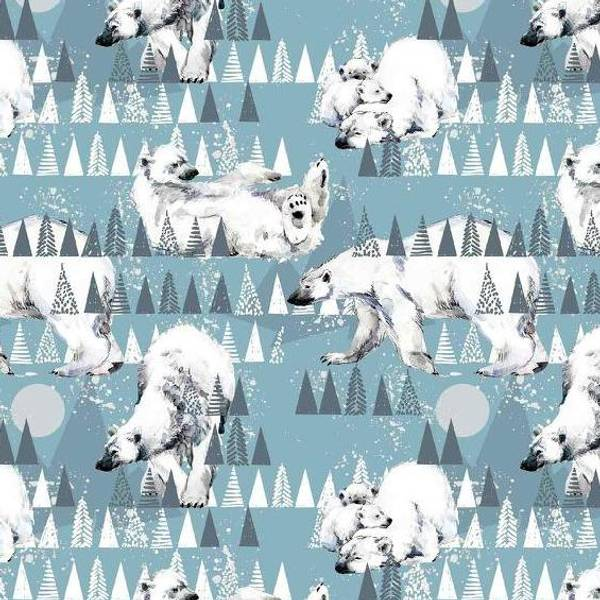 Bilde av Isbjørn - Vinter