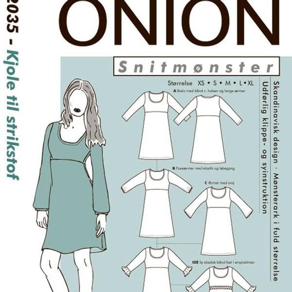 Bilde av Onion 2035 - Kjole til Dame