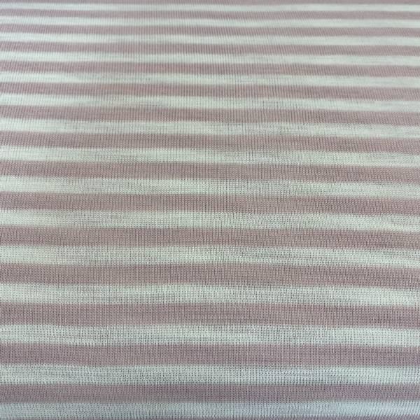 Bilde av Striper, Natur/Lyserosa - Ull