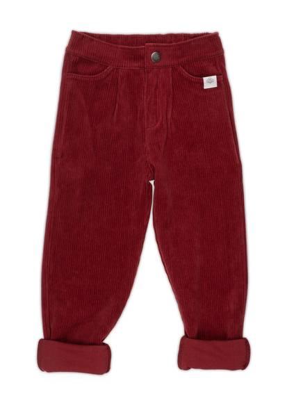Bilde av Einer Bukse - Varm Rød