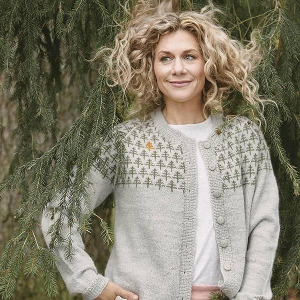 Bilde av Cecilie Skog #2-1 Trær - Jakke til Dame