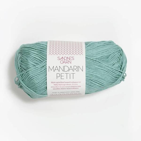Bilde av Mandarin Petit - 6823 Turkis - Utgått farge