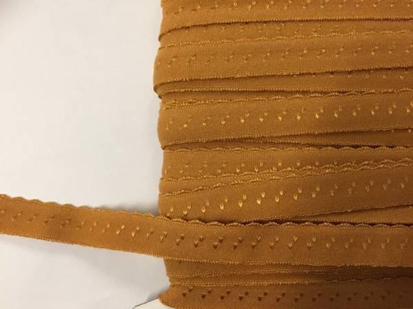 Bilde av Folde Elastikk, 12 mm - Blonde, Cognac