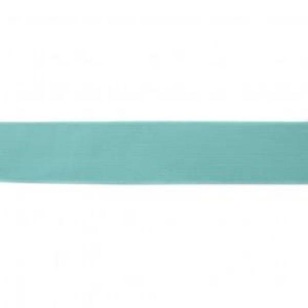 Bilde av Lys Aqua - 4 cm bred strikk
