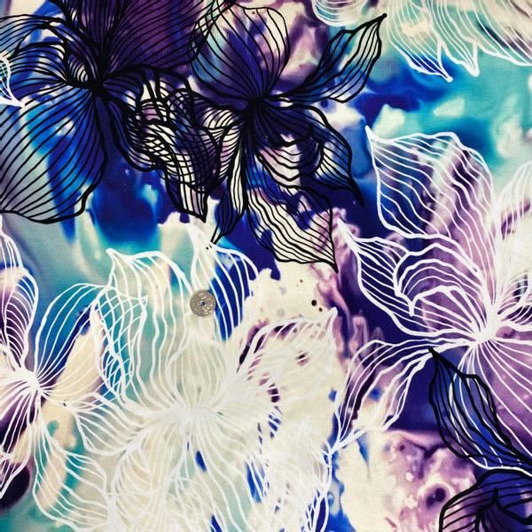 Bilde av Big Flowers - Color