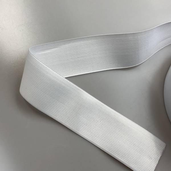 Bilde av Hvit Stikk, 6 cm bred
