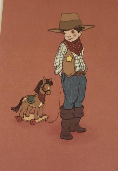 Bilde av Cowboygutt