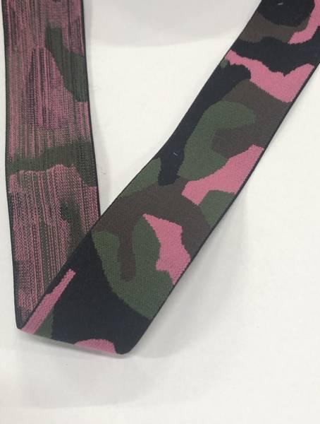 Bilde av Army Rosa - 4 cm bred