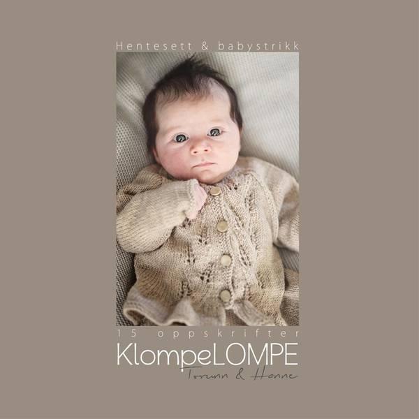Bilde av Hentesett & Babystrikk - KlompeLOMPE