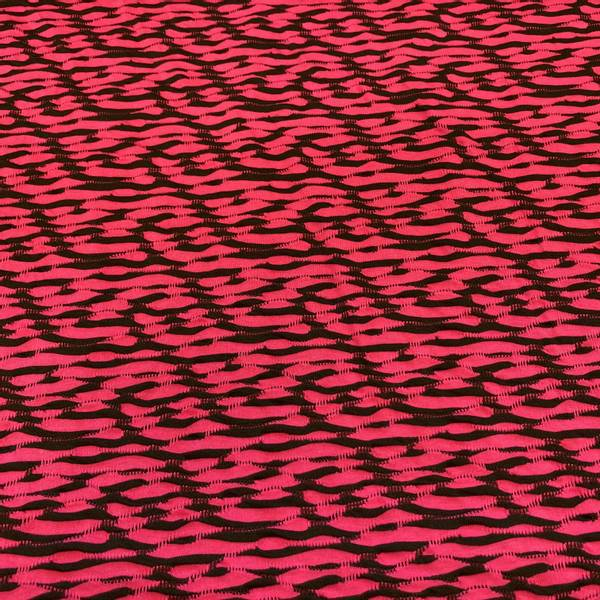 Bilde av Print Black and Pink - Jacquard