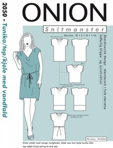 Bilde av Onion 2050 - Tunika, topp, kjole med vannfald