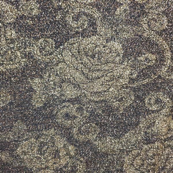 Bilde av Blomster Gull Glitter