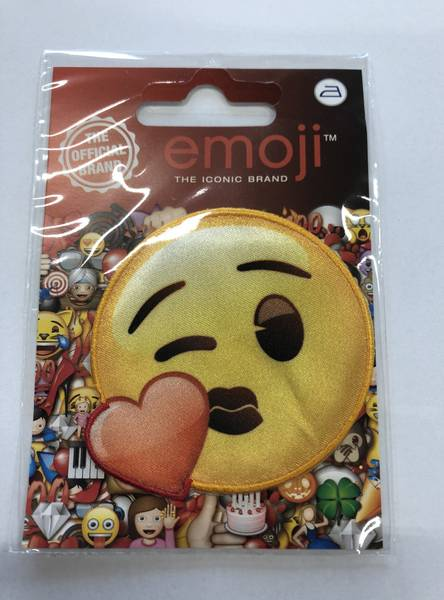 Bilde av Emoji - Kyss