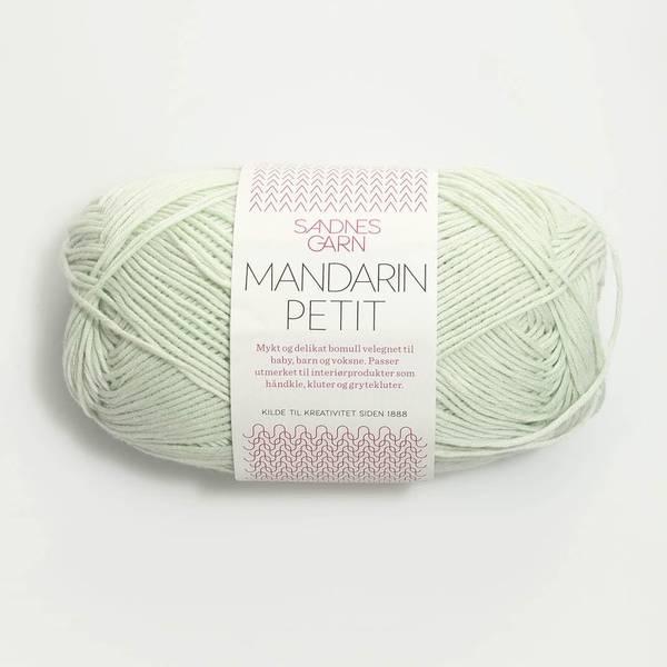 Bilde av Mandarin Petit - 8511 Mintgrønn - Utgått farge
