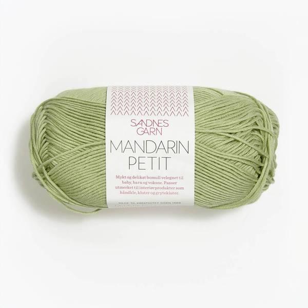 Bilde av Mandarin Petit - 9522 Lys Grønn - Utgått farge