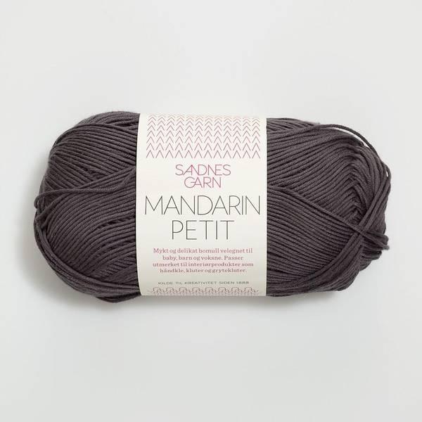 Bilde av Mandarin Petit - 5870 Mørk Grå - Utgått farge