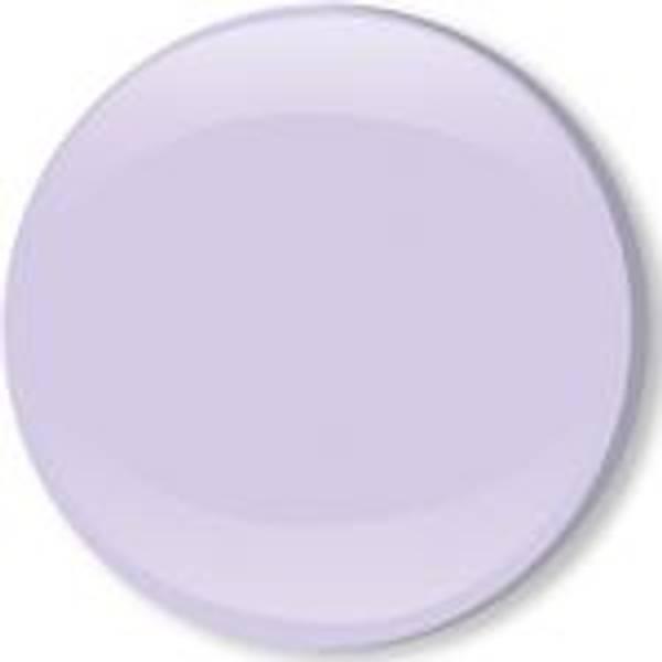 Bilde av Metall trykknapper med kappe, 10 mm - Hvit