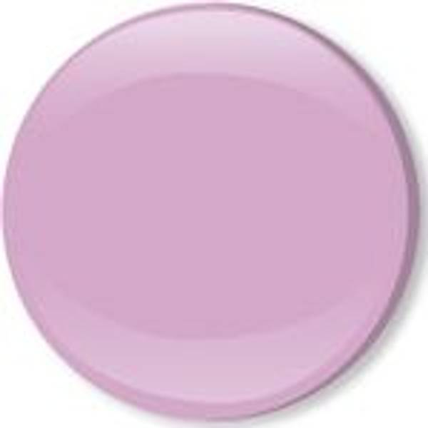 Bilde av Metall trykknapper med kappe, 10 mm - Lavendel