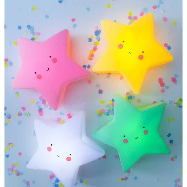 Bilde av ALLC - Little Light, Star - Mint
