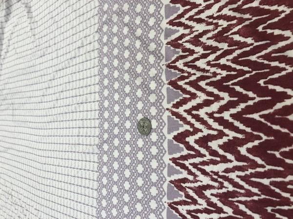 Bilde av Mønster Gammelrosa - Viskosejersey